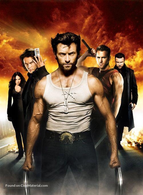 X Men Origins Wolverine Key Art Wolverine Poster X Men Wolverine Movie