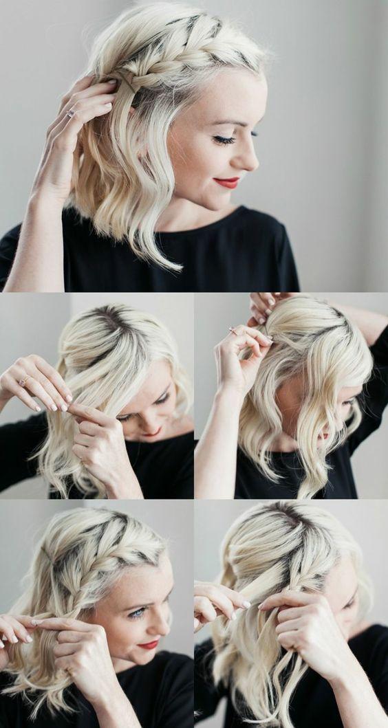 1001 Stylische Und Wunderschone Ideen Fur Frisuren Fur Kurze Haare In 2020 Dirndl Frisuren Kurze Haare Flechtfrisuren Kurze Haare Dirndl Dirndl Frisuren Kurz