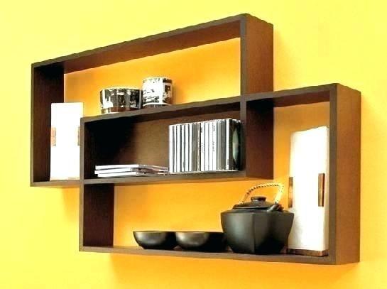 Wall Mounted Shelves Design Wall Mounted Bookshelf Designs