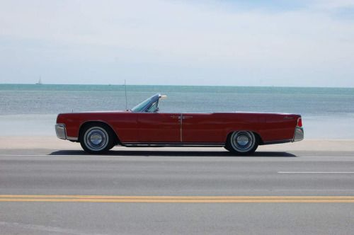 1964 Continental on Key West