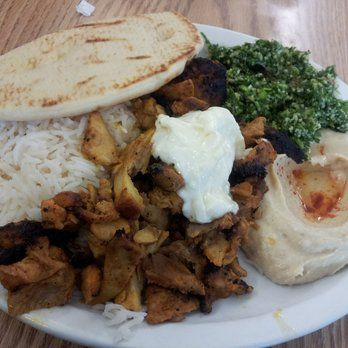 Haji Baba, Tempe, AZ -Chicken Shawerma -Most authentic place with fantastic food, but the shawerma is best and the best ever. D-lish!!!