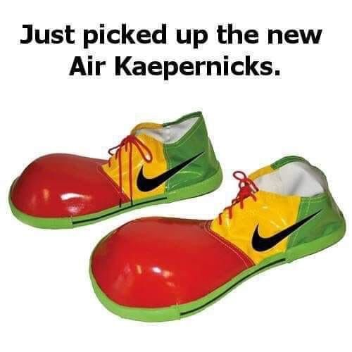 kaepernick | Clown shoes, New shoes