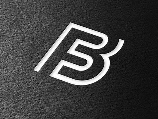 Monogram Logo: 75 Creative and Smart Designs iBrandStudio                                                                                                                                                     More