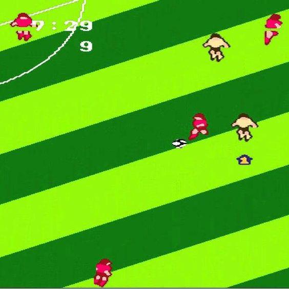 Os melhores jogos de videogame de futebol de todos os tempos   #geek #games #futebol