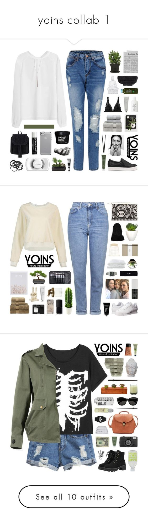 """""""yoins collab 1"""" by hhuricane ❤ liked on Polyvore featuring yoins, yoinscollection, melsunicorns, Bulgari, Lalique, Superior, Kale, Christy, Monki and Rodin Olio Lusso"""