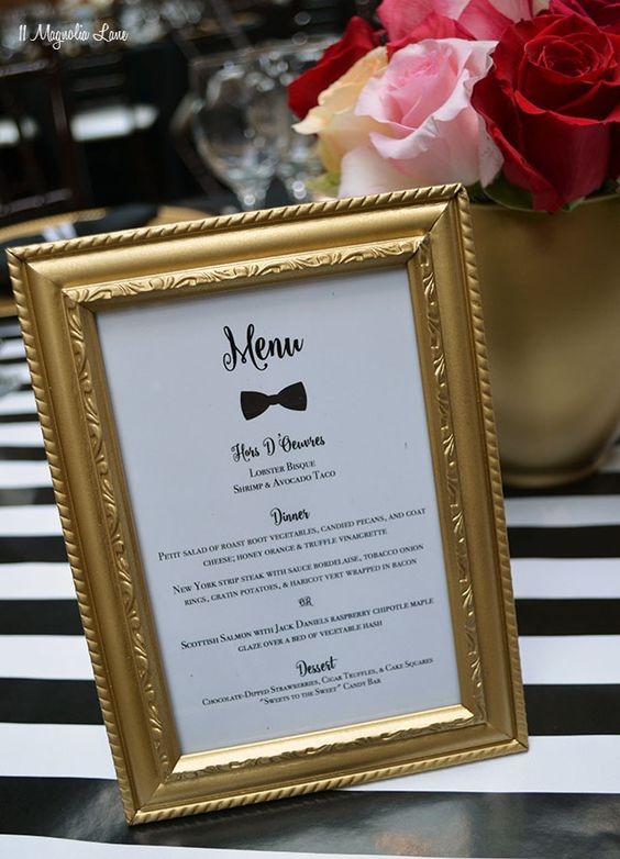Black and White Bowtie Ball | 11 Magnolia Lane