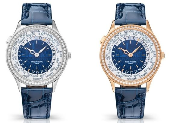 Patek Philippe Ladies World Time Ref. 7130 New York 2017 Special Edition