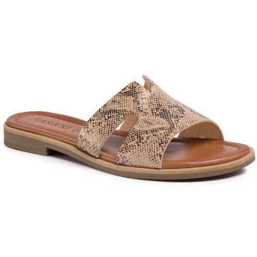 Klapki Lasocki Wi23 Foxi 06 Bezowy Damskie Buty Klapki Https Ccc Eu Shoes Sandals Fashion