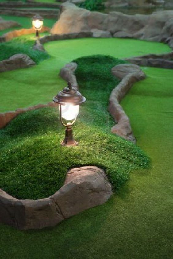 Mini Golf at Night Hawk Golf Center in Gambrills, MD | $6.75 per person | http://www.nighthawkgolfcenter.com/miniature-golf.html