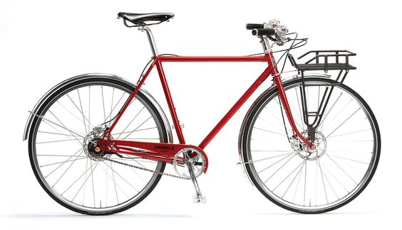 Shinola bikes. Pricey but cool.