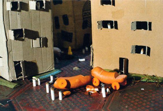 fischli & weiss: wurstserie (1979)