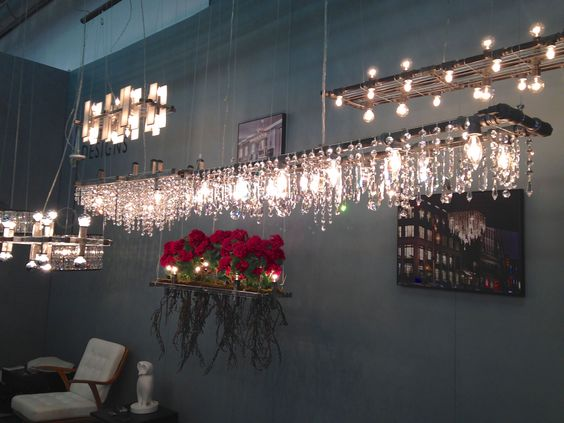 Tribeca Collection Chandelier