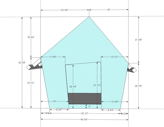 Easy diy easy diy projects and the o 39 jays on pinterest for Crooked house plans