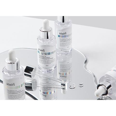 KLAIRS Freshly Juiced Vitamin Drop Nudie Glow Best Korean Beauty Australia