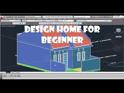Desain Rumah 3d Untuk Pemula Desain Desain Rumah Rumah