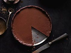 Four & Twenty Blackbirds' Green Chili Chocolate Pie