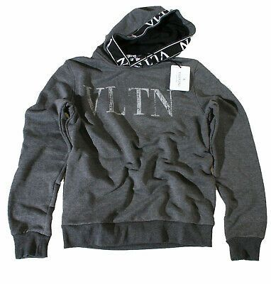 PANTS SPORTS  WEAR ALL SIZES BNWT VALENTINO  GREY TRACKSUIT SWEATER