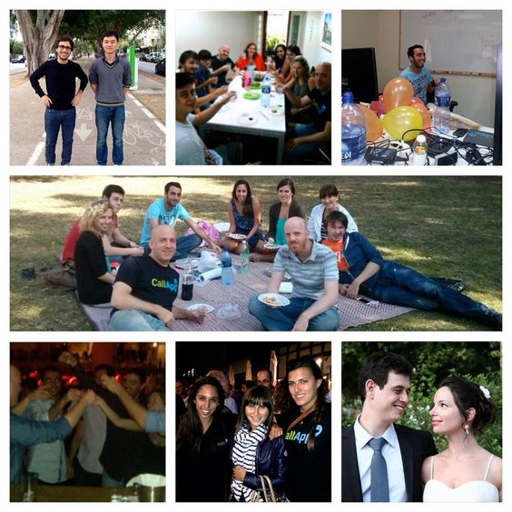 CallApp had a great year 2013 - we celebrated weddings, awards, and huge growth!