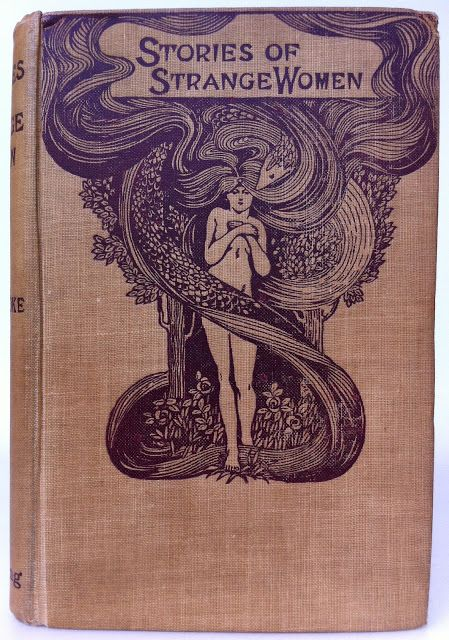 Stories of Strange Women by J. Y. F. Cooke | Beautiful Books..... A nice collection of cloth bound books!