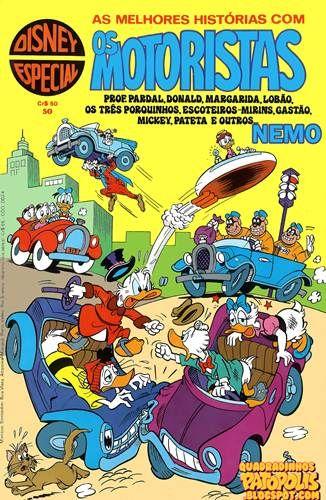 Disney Especial - 050 : Os Motoristas