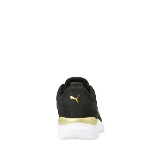 Adela sneakers zwart/goud - Zwart goud, Zwart en Goud