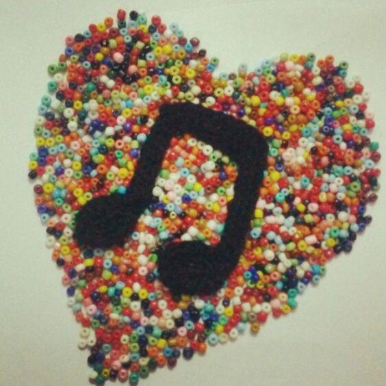 #music #color #symbol
