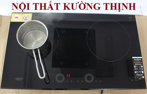 Một số tính năng an toàn trên bếp từ Munchen G60 BK