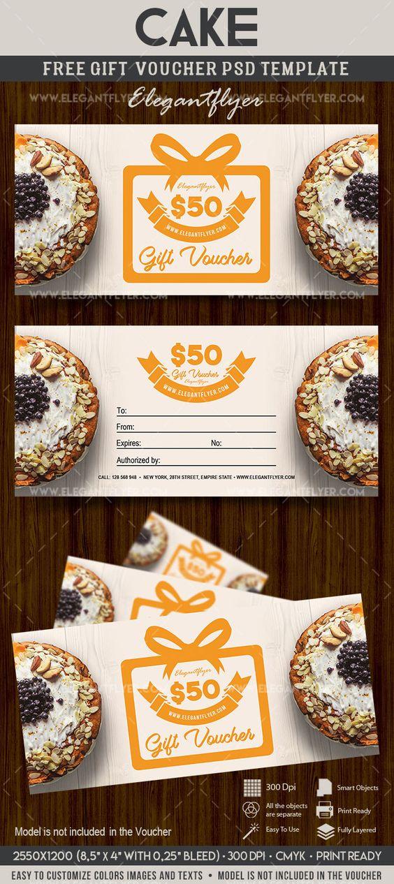 wwwelegantflyer free-gift-certificate-template - food voucher template