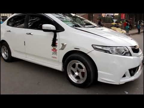 Honda City Prosmatec Simple Modified Autimo Auto Show Muneeb Akram Honda City Honda Auto