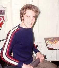 Noel Fielding young