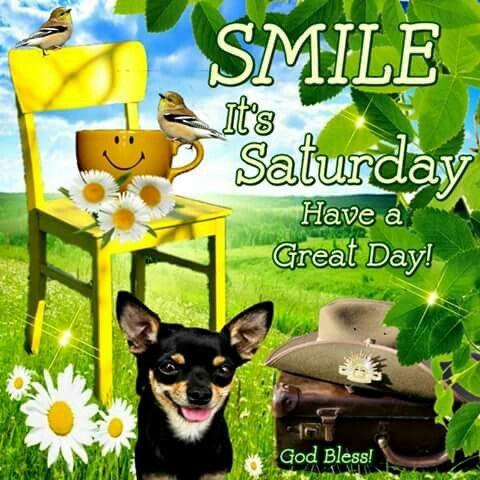 Saturday | Good morning happy saturday, Happy saturday images, Good morning  happy