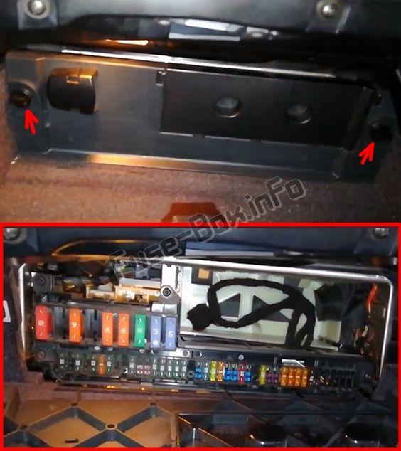 Fuse Box Diagram Bmw 5 Series E60 E61 2003 2010 Fuse Box Windscreen Wipers Bmw 5 Series