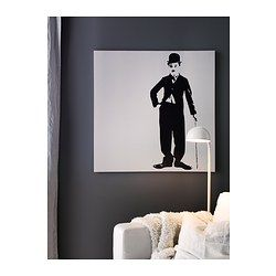 tableau charlie chaplin painting deco chaplin for the home pinterest photos couteaux. Black Bedroom Furniture Sets. Home Design Ideas