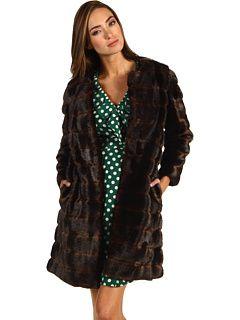 Faux Fur Coat #alishopspinfest