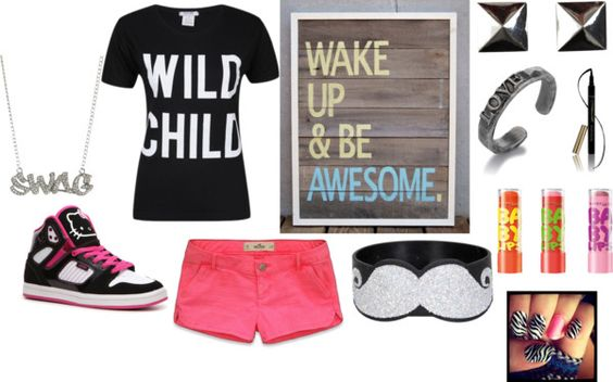 """Lets be AWESOME"" by carolinee16 on Polyvore"