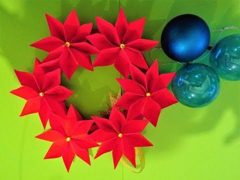 5 Easy Paper Christmas Crafts For Kids Paper Christmas