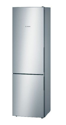 kühl-gefrierkombination: Bosch KGV39VI30 Kühlgefrierkombination / A++ / Kühlen: 250 L / Gefrieren: 94 L / Edelstahloptik / SuperGefrieren / Anti-Fingerprint / Low Frost – ist, desto besser Software Ich habe immer gefunden