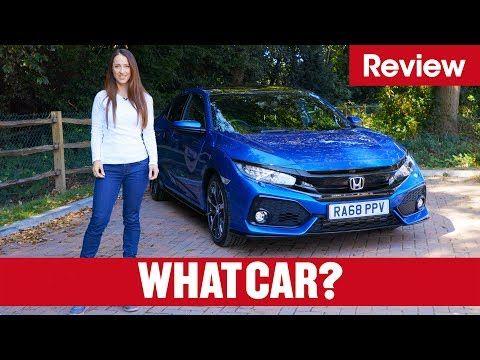 2020 Honda Civic Review Better Than A Vw Golf What Car Youtube Honda Civic Honda Car