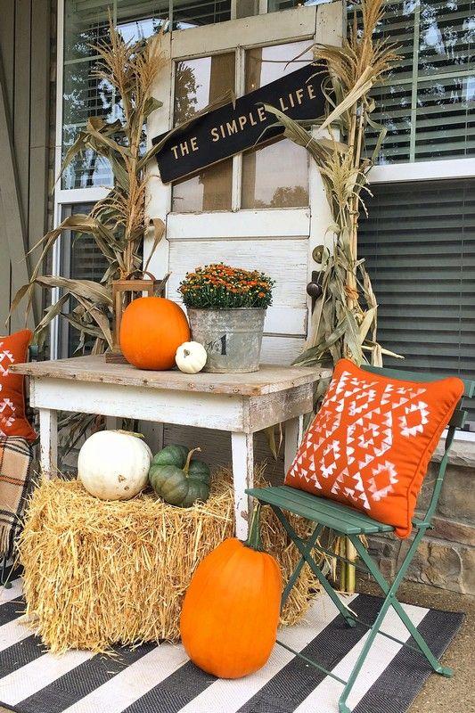 55 Thanksgiving Outdoor Decoration Outdoordecor