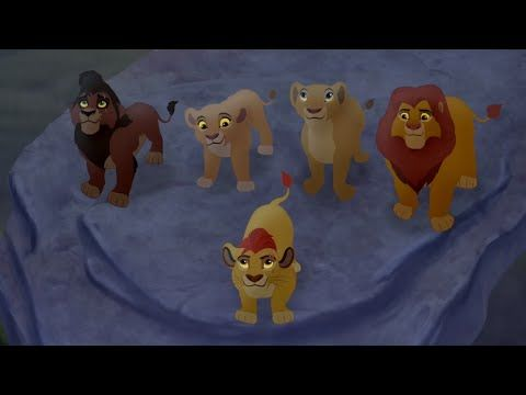 Kion And The Guard Returns To The Pridelands The Lion Guard Youtube Lion King Art Lion King Fan Art Nala Lion King