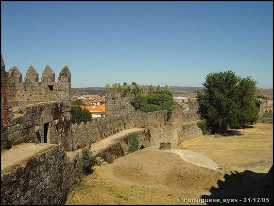 Castelo e Muralhas de Trancoso - Guarda
