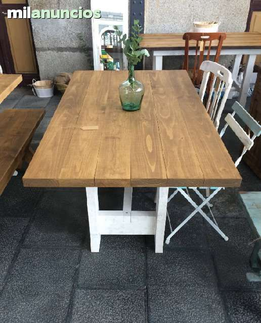 MIL ANUNCIOS.COM - Anuncios de mesa madera maciza mesa madera maciza en Madrid