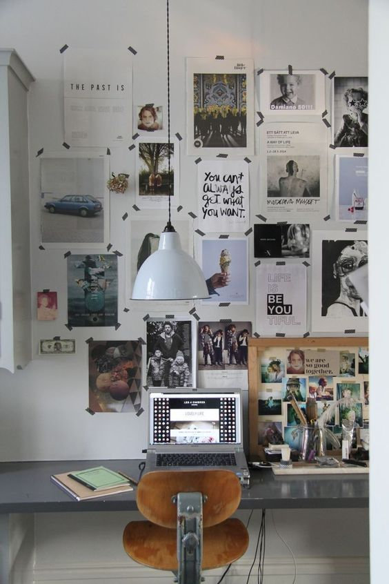 Workspaces Inspiration: Some Ideas to spice up your productivity