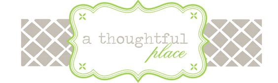 A thoughtful place~home decor & organization