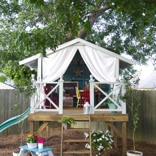 Handmade Hideaway Archives The Handmade Home In 2020 Backyard Spaces House With Porch Gazebo