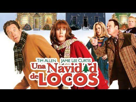 Una Navidad De Locos Pelicula Navidena En Espanol Comedia De Navidad Youtube Jamie Lee Curtis Jamie Lee Lee Curtis