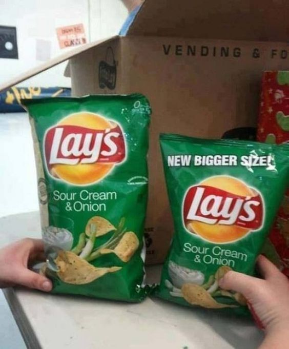 21 misleading packaging around us