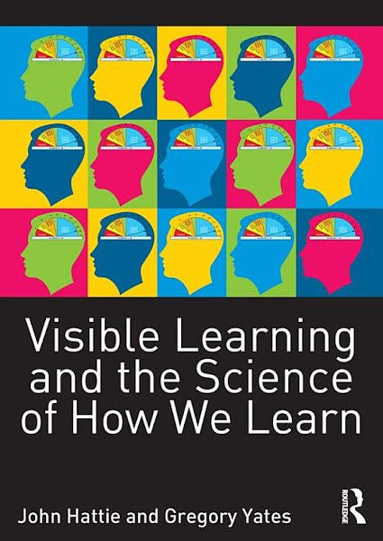 Visible Learning And The Science Of How We Learn Ebook Download Ebook Pdf Download Author John Hattie Visible Learning Cognitive Science Learning Science