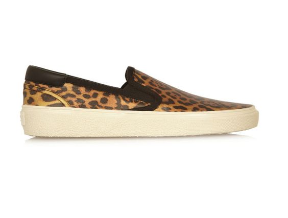 A Boy Shoe No More: Skater Slip-On Sneakers Get a Chic Makeover From Top Designers