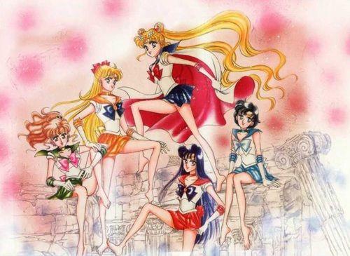 美少女戦士セーラームーン原画集 Bishoujo Senshi Sailor Moon Original Picture Collection Vol.1 by Naoko Takeuchi